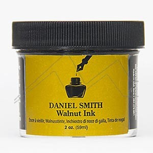 DANIEL SMITH WALNUT TINTA NOGAL PARA DIBUJO Y CALIGRAFÍA