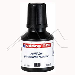 EDDING T25 TINTA PERMANENTE PARA RELLENAR ROTULADORES