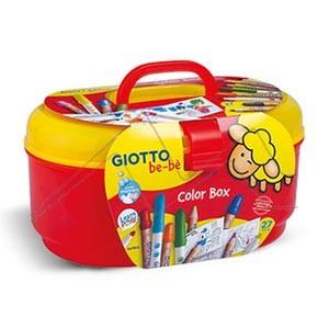 GIOTTO BEBÉ COFRE SUPER COLOR BOX