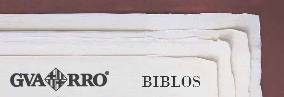 Papel Biblos