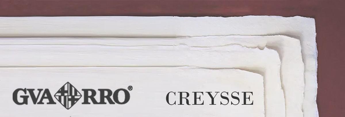 Papel Creysse para grabado