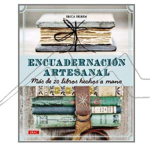 ENCUADERNACIÓN ARTESANAL - MÁS DE 20 LIBROS HECHOS A MANO
