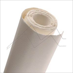 ROLLO PAPEL VELIN BFK RIVES ARCHES 300 G PARA GRABADO