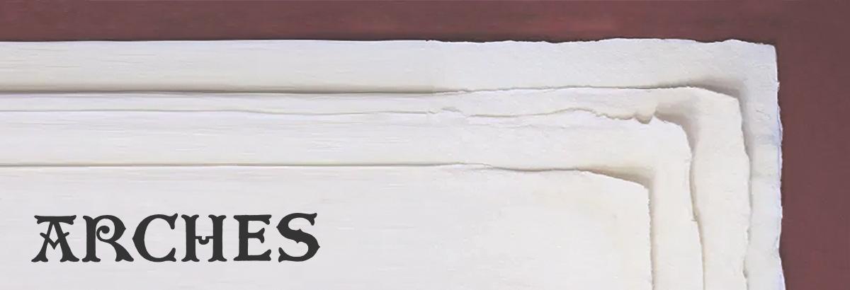 Papel Arches para grabado