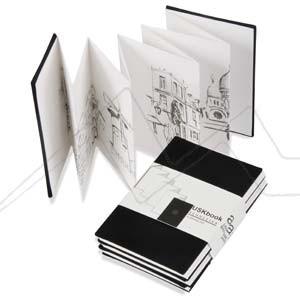 SENNELIER URBAN SKETCH BOOK BLOC MULTITÉCNICA ZIGZAG 340 G