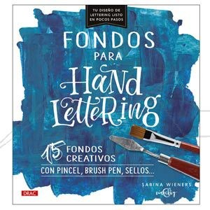 FONDOS PARA HAND LETTERING - 15 FONDOS CREATIVOS
