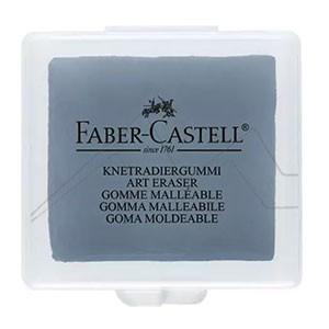 FABER CASTELL ART ERASER GOMA MOLDEABLE PARA CARBONCILLO