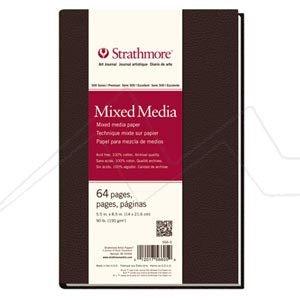 STRATHMORE MIXED MEDIA ART BOOK 190G