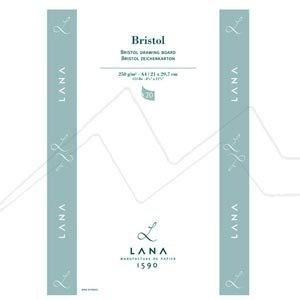 LANA BRISTOL DRAWING BOARD BLOC 250G