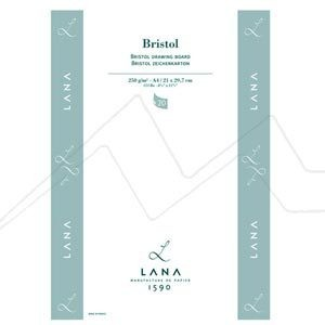 LANA BRISTOL DRAWING BOARD BLOC 250G