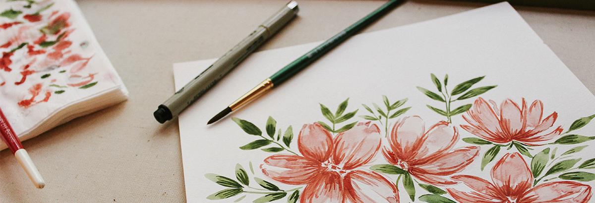 Dibujo / Ilustración: Materiales