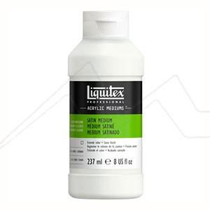 LIQUITEX MEDIUM SATINADO FLUIDO - SATIN FLUID MEDIUM