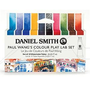 DANIEL SMITH PAUL WANG´S MASTER ARTIST SET - SET DE ACUARELAS DANIEL SMITH SELECCIÓN PAUL WANG