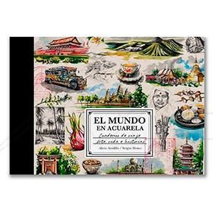 EL MUNDO EN ACUARELA - ALICIA ARADILLA Y SERGIO ALONSO