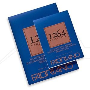 FABRIANO 1264 BLOC BRISTOL ILUSTRACIÓN 200 G