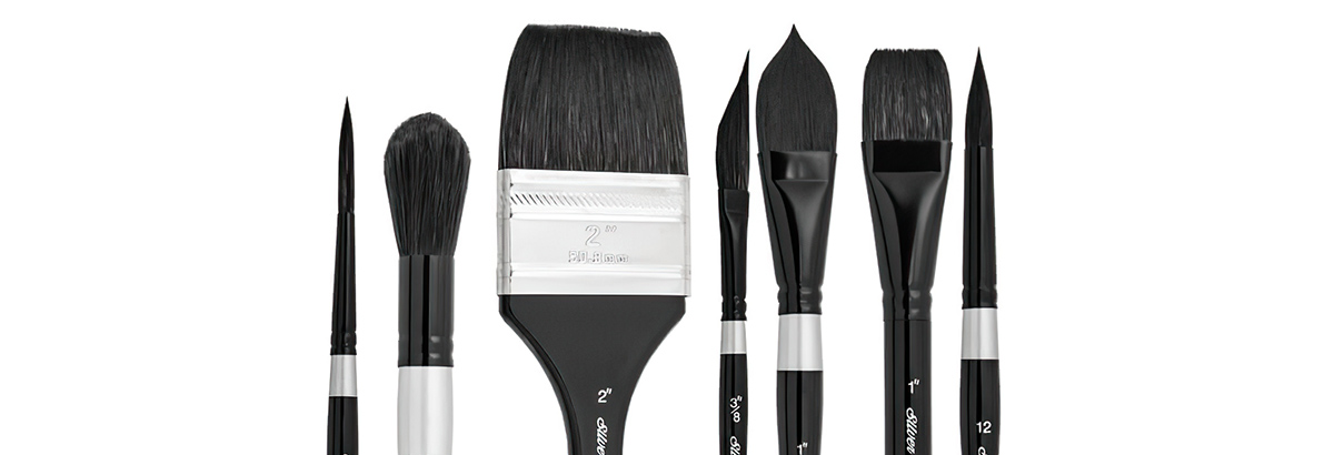 Pinceles SILVER BRUSH