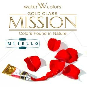 MIJELLO ACUARELA ARTIST MISSION GOLD CLASS - TUBO DE 15 ML Y SETS
