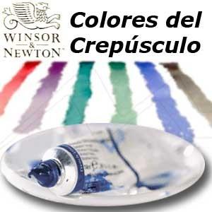 WINSOR & NEWTON ACUARELA ARTISTS EDICIÓN LIMITADA - COLORES DEL CREPÚSCULO