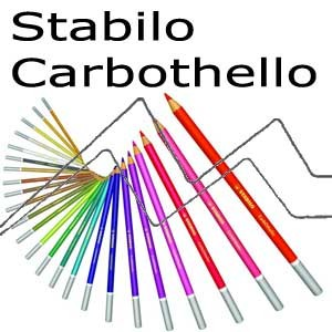 STABILO CARBOTHELLO - Lápices pastel