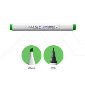 COPIC MARKER - ROTULADOR AL ALCOHOL DOBLE PUNTA