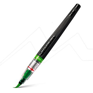 PENTEL COLOUR BRUSH - Rotuladores recargables con punta de pincel