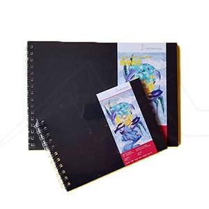 BLOC HAHNEMUHLE MANGA SKETCH BOOKS ESPIRAL 75 HOJAS 80 GR