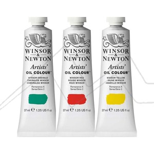 ÓLEO WINSOR & NEWTON ARTISTS - CALIDAD SUPERIOR