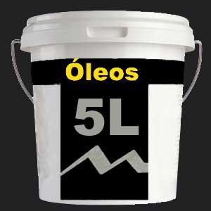 ÓLEOS PROFESIONALES 5 LITROS MIRANDA