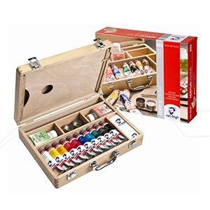 VAN GOGH CAJA ACRÍLICO BASIC BOX 10 TUBOS