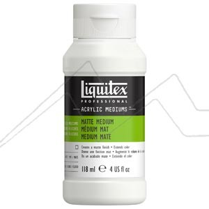 LIQUITEX MÉDIUM MATE / MATTE MEDIUM