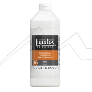 LIQUITEX BARNIZ SATINADO / SATIN VARNISH