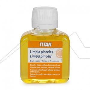 TITÁN LIMPIA PINCELES CODI CLEANER