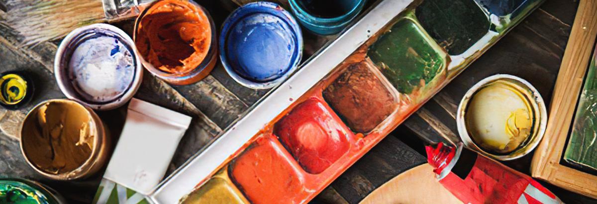 Pintura: Colores sueltos