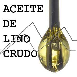 ACEITE DE LINO CRUDO