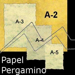 PAPEL PERGAMINO EXTRA