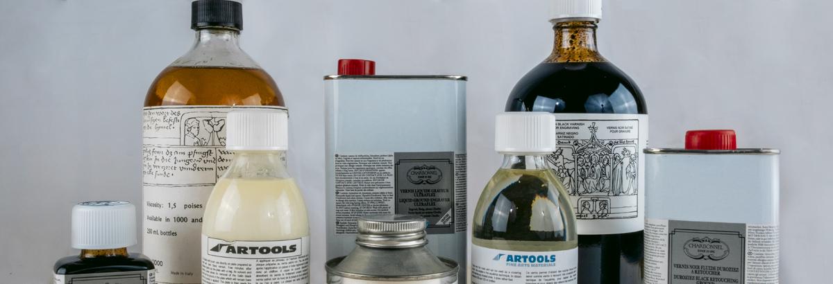 GRABADO Productos auxiliares