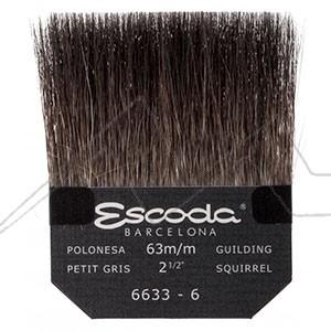 ESCODA PINCEL POLONESA PETIT GRIS SERIE 6633