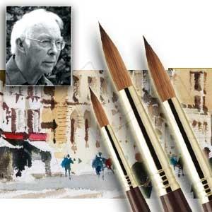 ESCODA SET DE PINCELES DE MARTA KOLINSKY-TAJMYR EDICION ESPECIAL JOHN YARDLEY