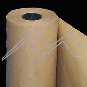 ROLLO PAPEL KRAFT MARRÓN 1,20M