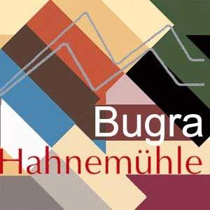 PAPEL HAHNEMÜHLE MOULD-MADE BUGRA PAPER 107 x 86 cm 130 gr