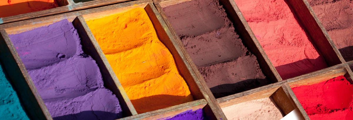 Pigmentos puros