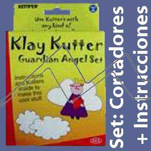 KEMPER CLAY CUTTER-ÁNGEL CORTADORES