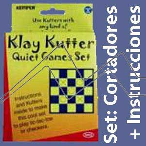KEMPER CLAY CUTTER-JUEGOS CORTADORES