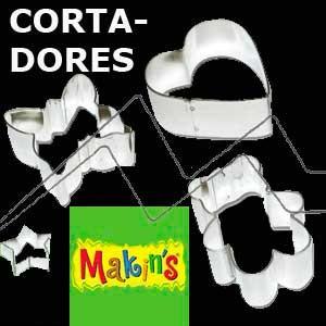 MAKINS SET 3 CORTADORES FORMAS