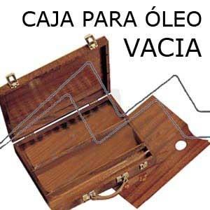 CAJAS DE ÓLEO VACIAS