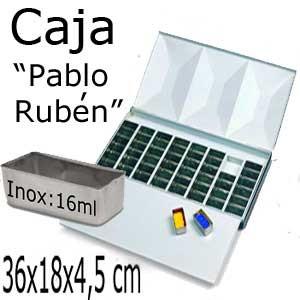 ARTEMIRANDA PALETA ACUARELA Nº1 PABLO RUBÉN