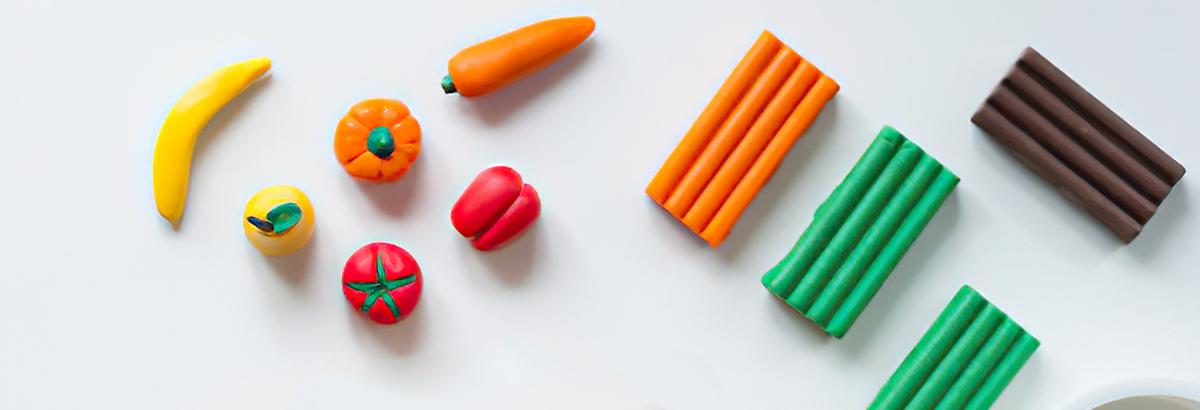 Fimo / Sculpey pasta modelado