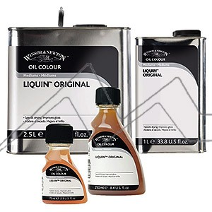 MEDIUM LIQUIN WINSOR & NEWTON ORIGINAL