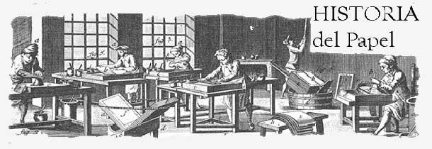 PAPEL Historia y Fabricación