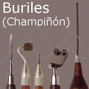 BURILES - MANGO CHAMPIÑÓN